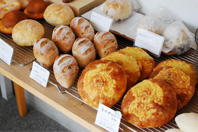 その他にもたくさんのパン