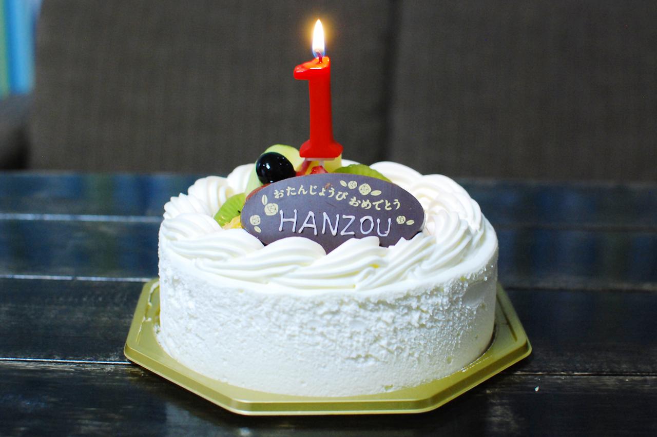 HANZOUおめでとう